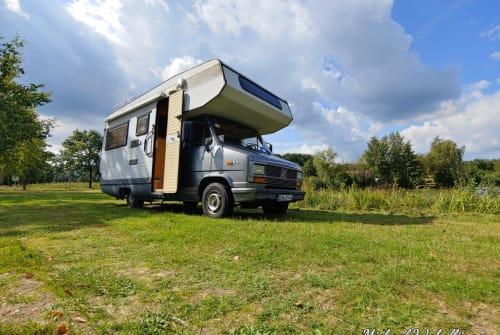 Wohnmobil mieten in Velen von privat | Dethleffs Stoppelhopser
