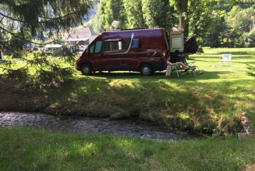 Wohnmobil mieten in Nijverdal von privat | Possl  Pössl camper