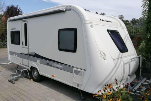 Wohnmobil mieten in Nauheim von privat | Hobby Holly