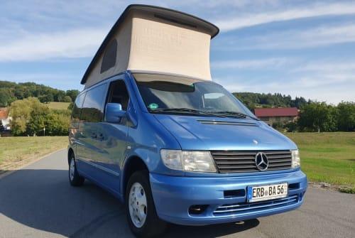 Wohnmobil mieten in Reichelsheim von privat | Mercedes Marco Polo LPG