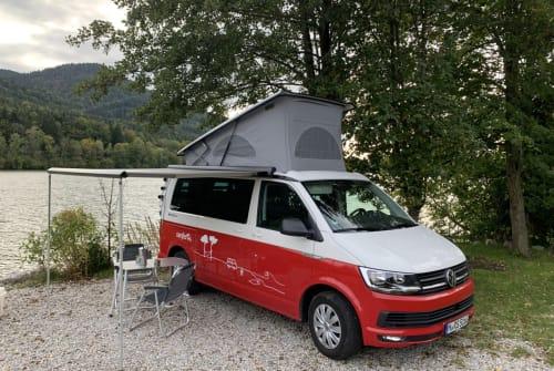 Wohnmobil mieten in München von privat | VW BeachBulli