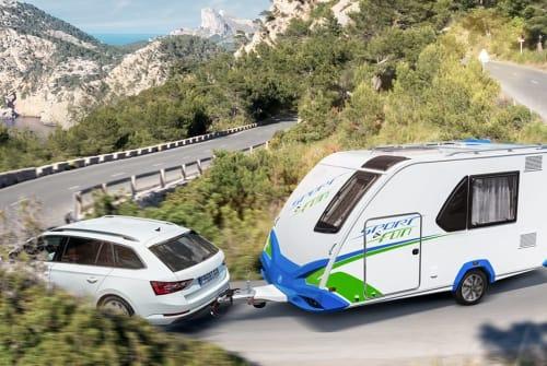 Wohnmobil mieten in Sigmaringen von privat | Knaus Sporty