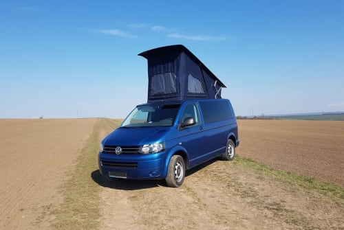 Wohnmobil mieten in Leipzig von privat | VW FreeBulliCamper