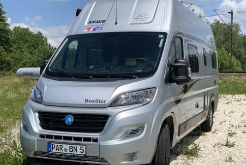 Wohnmobil mieten in Seubersdorf in der Oberpfalz von privat | Knaus BINO 4