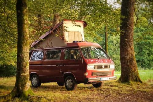 Wohnmobil mieten in Oberhaching von privat | VW Westy