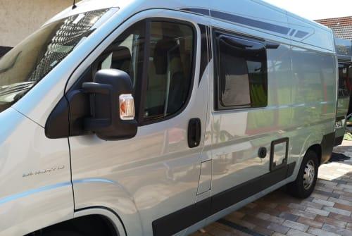 Wohnmobil mieten in Muggensturm von privat | Pössl/Roadcar Lars