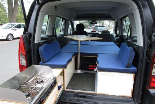 Wohnmobil mieten in Bremen von privat | Citroen Campmobil Bergo