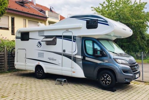 Wohnmobil mieten in Neuhausen auf den Fildern von privat | KNAUS KNAUS 650 DG