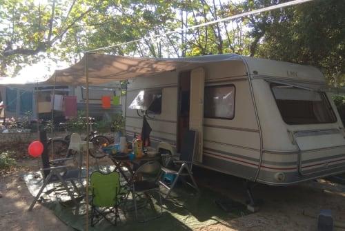 Wohnmobil mieten in Horgau von privat | LMC LMC 490 K