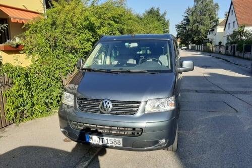 Wohnmobil mieten in München von privat | VW  Allrounder