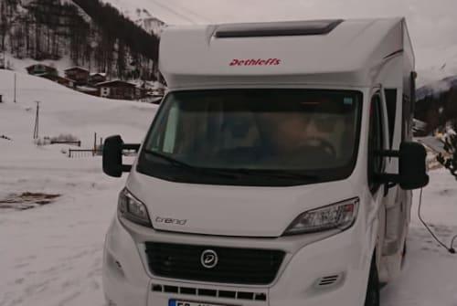 Wohnmobil mieten in Stuttgart von privat | Dethleff's Murmel