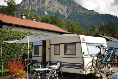 Wohnmobil mieten in Chemnitz von privat | Bürstner Bürstner Lux