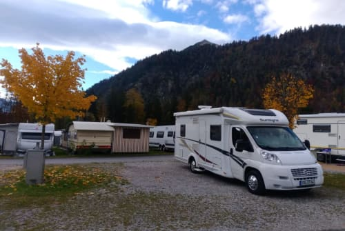 Wohnmobil mieten in Wattenbek von privat   Fiat  Sunny