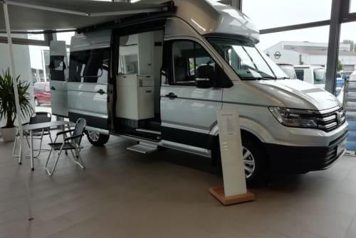 Wohnmobil mieten in Gießen von privat | Volkswagen GrandCalifornia