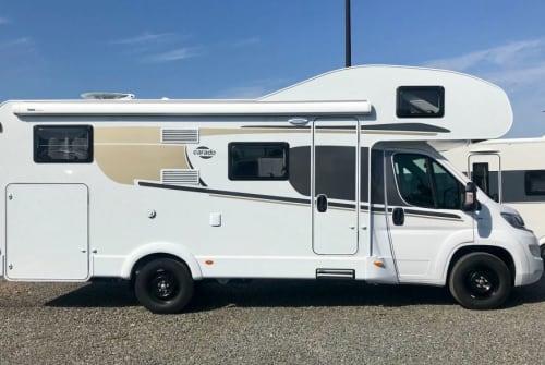 Wohnmobil mieten in Mönchgut von privat | Carrado Ferdinand