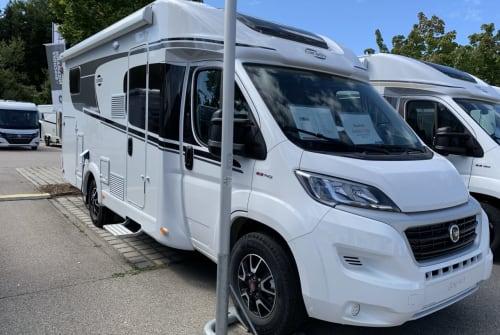 Wohnmobil mieten in Neubiberg von privat | Carado Rosalie