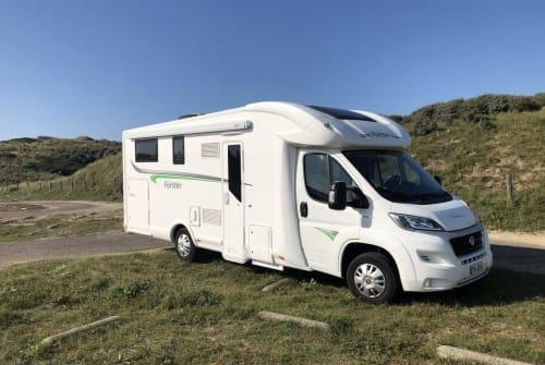 Wohnmobil mieten in Essen von privat | Forster Hannes