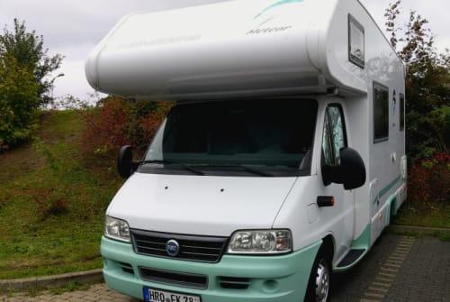 Wohnmobil mieten in Rostock von privat | Fiat Fiat  Weinsberg
