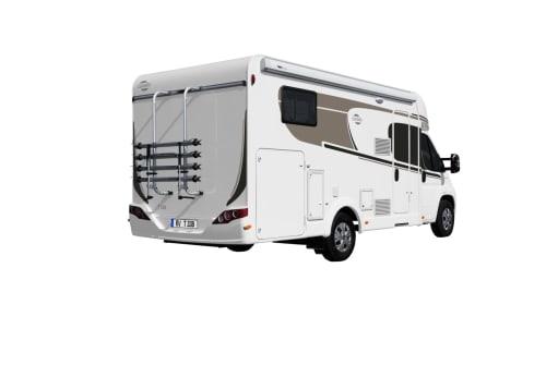 Wohnmobil mieten in Wiehl von privat | Carado LaPalmaT338(1)