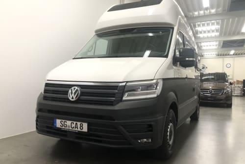 Wohnmobil mieten in Solingen von privat | Volkswagen Hey Camper.