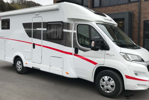 Wohnmobil mieten in Schwabach von privat | Sunlight  Sunny T64 2020
