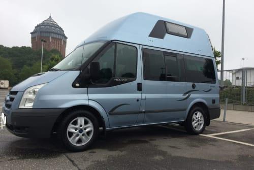 Wohnmobil mieten in Hamburg von privat | Ford Transit Ford Nugget