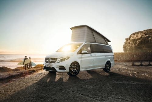 Wohnmobil mieten in Freiburg im Breisgau von privat | Mercedes-Benz Traveler FR