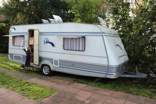 Wohnmobil mieten in Weiterstadt von privat | TEC Weltbummler