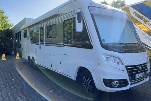 Wohnmobil mieten in Niederzissen von privat | Knaus Sun I 900 LEG