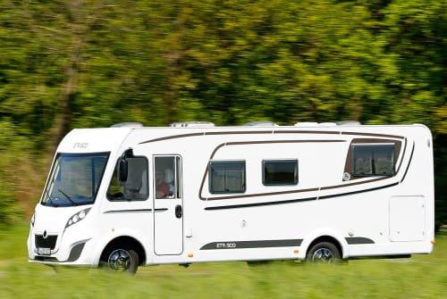 Wohnmobil mieten in Uhldingen-Mühlhofen von privat | Etrusco PanMobil
