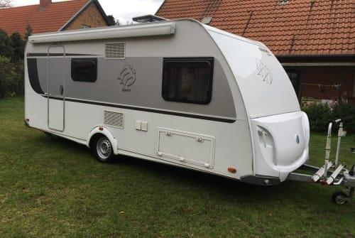 Wohnmobil mieten in Schinkel von privat | Knaus Dieter II