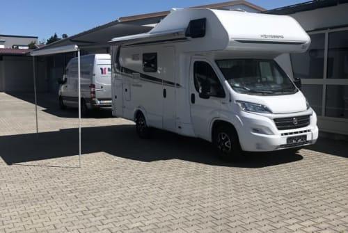 Wohnmobil mieten in Wendelstein von privat | Weinsberg Emmamobil