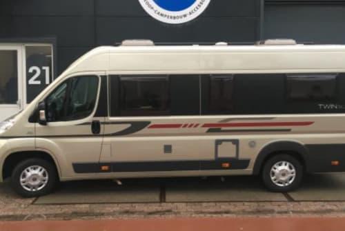 Wohnmobil mieten in Middenmeer von privat | Fiat Ducato Adria