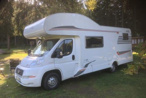 Wohnmobil mieten in Leinefelde-Worbis von privat | Carado  DoritsCamper