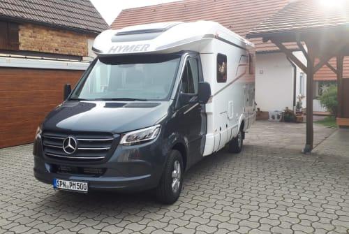 Wohnmobil mieten in Döbern von privat | Mercedes Sprinter Big Berta