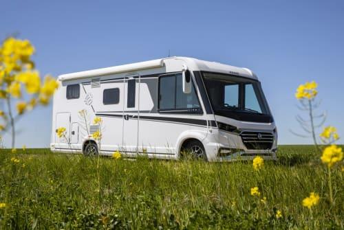 Wohnmobil mieten in Starkenberg von privat | KNAUS KNAUS L!VE I