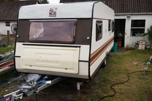 Wohnmobil mieten in Zernien von privat | Knaus  Knausi