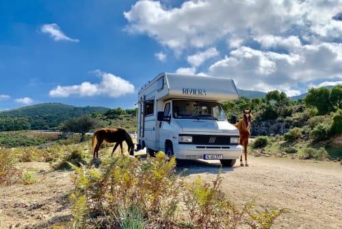 Wohnmobil mieten in Elmas von privat | Fiat Viera