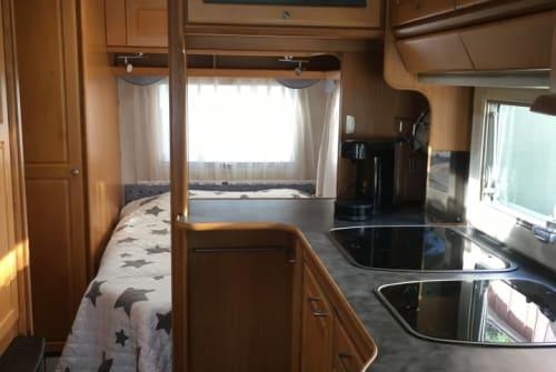 Wohnmobil mieten in Xanten von privat | Tabbert Campi