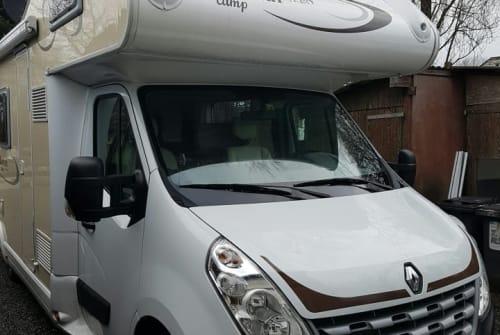 Wohnmobil mieten in Hürup von privat | Renault Seepferdchen