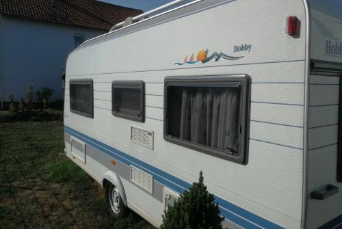 Wohnmobil mieten in Edertal von privat | Hobby Mr. Fly