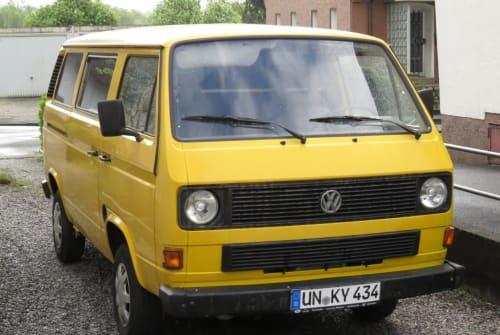 Wohnmobil mieten in Dortmund von privat | VW Onkel Willi