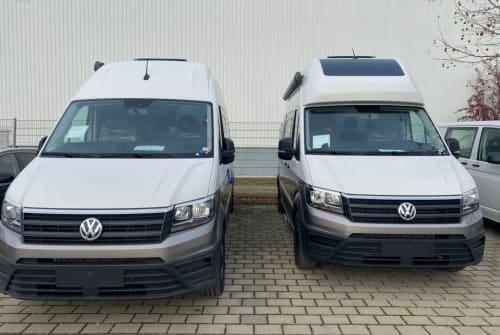 Wohnmobil mieten in Leezen von privat | Volkswagen  Kalli01