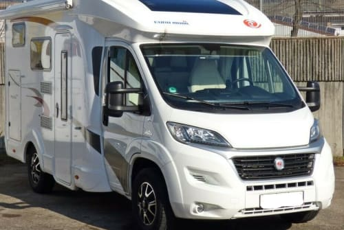 Wohnmobil mieten in Tamm von privat | EuraMObil EuraMobil T 590