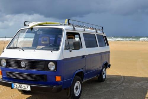 Wohnmobil mieten in Kiel von privat | Volkswagen Balou
