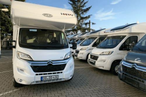 Wohnmobil mieten in Kochel am See von privat | Citroen  Happy