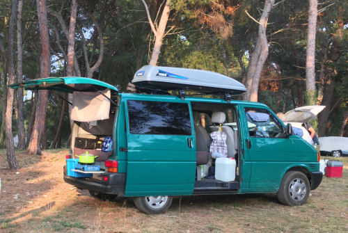 Wohnmobil mieten in Neuhof von privat | VW Emma