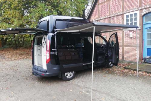 Wohnmobil mieten in Uelzen von privat | Ford Nugget