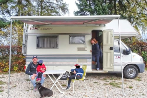 Wohnmobil mieten in Herbrechtingen von privat | Fiat Ducato Bruce