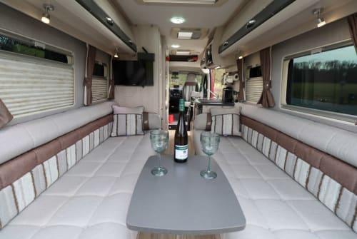 Wohnmobil mieten in Olfen von privat | Autosleeper RUBY_WarwickXL